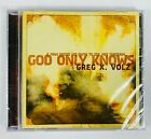 God Only Knows * by Greg X. Volz (CD, Apr-2009, dPulse)
