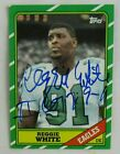 Reggie White Cards, Rookie Cards and Autographed Memorabilia 39