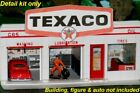 Texaco or Sinclair Super-Detail Kit for S Scale (1/64)