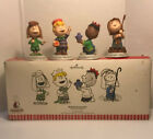 Hallmark Peanuts Gallery Nativity Accessories Kings Shepherds Figurines
