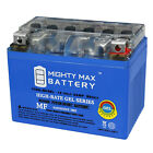 Mighty Max YTX4L BS GEL Replacement Battery for UTX4L BS for 50cc Scooter ATV