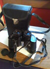 Bushnell SportView 7x35 Binoculars Fully Coated Optics Wide Angle Japan w Case
