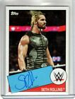 2015 Topps WWE Heritage Wrestling Cards 13