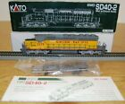 Kato HO Union Pacific SD40 2 Mid w Snoot Nose UP 3379 37 2909 DCC Installed