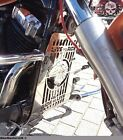 YAMAHA XVS 1100 XVS1100 DRAG STAR C / STAINLESS STEEL ENGINE COVER GRILL GUARD