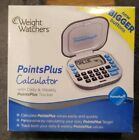 Weight Watchers Points Plus Calculator with Daily  Weekly Tracker In Box