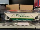 2019 MENARDS O GAUGE READING  NORTHERN HOPPER CAR WITH COAL LOAD NEW