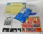 - A Night In Tunisia, Art Blakey & The Jazz Messengers, Japan, 1986, Blue Note
