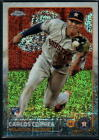 2015 Topps Chrome Baseball Rookie Short Print Guide, Refractor Parallels and Possible 11th Variation 17