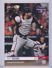 2019 Topps Now Washington Nationals World Series Champions Cards 14
