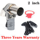 2inch 51mm Exhaust Cutout System E Cut Out w Electric Remote Control Valve Kit