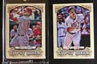 2014 Topps Gypsy Queen Reverse Image Variations Guide 115