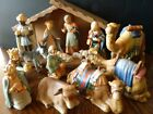 Hummel NATIVITY SET 15 PIECE 3 CAMEL 3 KING MANGER DONKEY OX TMK7 MINT VIBRANT