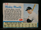Comprehensive Guide to 1960s Mickey Mantle Cards 59