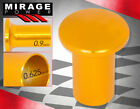 Universal Spin Turn Drifter Sport Button Knob Lever E-Brake Handle By-Pass Gold
