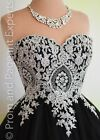 NWT SHORT PROM HOMEOMCING Cocktail Evening Party Ball Gown Dress M 8 USA