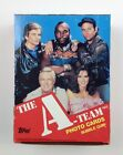 1983 TOPPS THE A-TEAM TRADING CARDS WAX PACKS BOX -NEW !!!