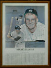 Mickey Mantle Rookie Cards and Memorabilia Buying Guide 37