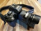 Olympus EVOLT E-500 / EVOLT E-500 8.0MP Digital SLR Camera - Black.