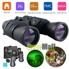 Waterproof 50mm Tube 10x 180x100 Super Zoom HD Night Vision Binoculars BAK 4