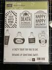 Stampin Up Sweet Hauntings Stamp set NEW Retired