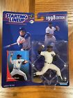 1998 Starting Lineup SLU Mariano Rivera Figurine Case Fresh  Line Up