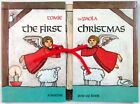 Tomie dePaola The First Christmas 1984 A Festive Pop Up Book Nativity Creche