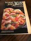 Vintage WEIGHT WATCHERS Fast  Fabulous Cookbook 250 Recipes in less 1 hr 1985