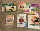 Assorted Weight Watchers Books And Booklets