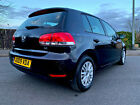 LARGER PHOTOS: 2009 09 VOLKSWAGEN GOLF 1.6 5DR SHINEY BLACK REQUIRES ATTENTION NO RESERVE