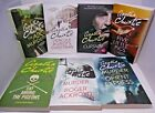 7 Agatha Christie Book Hercule ABC Classic Murder Mystery Lot Collection Set