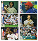 2020 Topps Series 1 photo variation SP set lot of 18 cards  No Dups