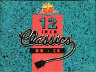 12 INCH CLASSICS ON CD - Choose From Over 80 Titles - Original 1990's UNIDISC