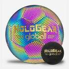 HoloGear Holographic Glowing Reflective Soccer Ball