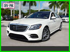 2020 Mercedes Benz S Class S 450 2020 S 450 New Turbo 3L V6 24V Automatic Rear Wheel Drive Sedan Premium
