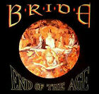 BRIDE Best Of Bride End Of Age CD  (TOD5310) USA 214 1991
