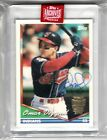 2019 Topps Archives Signature Series Retired Player Edition Baseball Cards 23