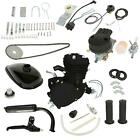 Bike 50cc 2 Stroke Gas Engine Motor Set DIY Bicycle Add Motored Engine Kit