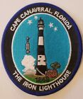 Cape Canaveral Iron Lighthouse Patch NASA Kennedy Space Center Florida