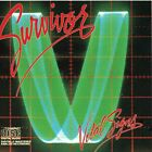 Vital Signs by Survivor (CD, 1990, Volcano)
