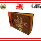 Our Adventure Book Up Movie Album Travel Photo Scrapbook Memory Gift For Friends
