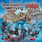 MORTIFICATION - THE EVIL ADDICTION DESTROYING MACHINE USED - VERY GOOD CD
