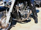 HONDA VTX 1800 VTX1800 NEO RETRO HIGHWAY CRASH BAR ENGINE GUARD W/ BUILT IN PEGS