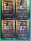 SEASONED WITH SPIRIT A Native American Culinary Series 2 3 4 5 DVD Lot PBS NEW