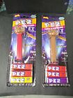 PEZ Lot of 2 E.T PEZ Dispensers Toys R Us Exclusive Sealed With Feet & Candy