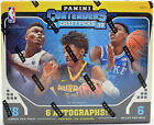 2019 20 Panini Contenders Draft Basketball HOBBY BOX Factory Sealed 6 Autos ZION