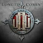 Longtime Comin', Jimi Anderson Group, Audio CD, New, FREE & FAST Delivery