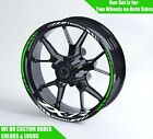 Kawasaki ZX7R Wheel Decals Rim Stickers ZX7 R ZX ZXR NINJA