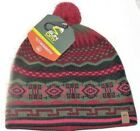 SUNDAY AFTERNOONS BEANIE HAT WOMEN STORY TELLER BEANIE CRANBERRY NWT One SZ