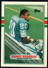 1989 Topps Traded Football Cards 9